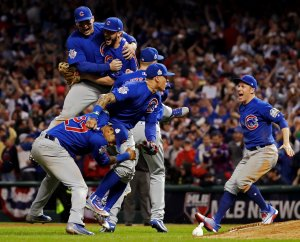 The Cubs win the 2016 World Series - New York Times photo
